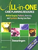 img - for All-in-One Care Planning Resource: Medical-Surgical, Pediatric, Maternity, and Psychiatric Nursing Care Plans book / textbook / text book