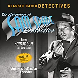 The Adventures of Sam Spade, Detective: Volumes One & Two