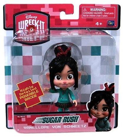 Wreck-It Ralph Mini figures 4 pieces set