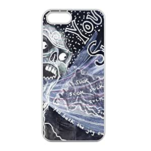 You Suck for iPhone 5,5S Case Cover Laser Technology 100% TPU