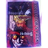 Gungrave - Trigun - Hellsing - Collector's Pack 1 -Boxed Set of 3 DVDs - English Subtitles