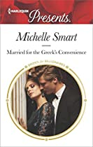 MARRIED FOR THE GREEK'S CONVENIENCE (BRIDES FOR BILLIONAIRES)