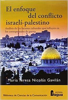 Book ENFOQUE DEL CONFLICTO ISRAELI PALESTINO
