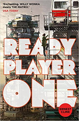 Image result for ready player one book