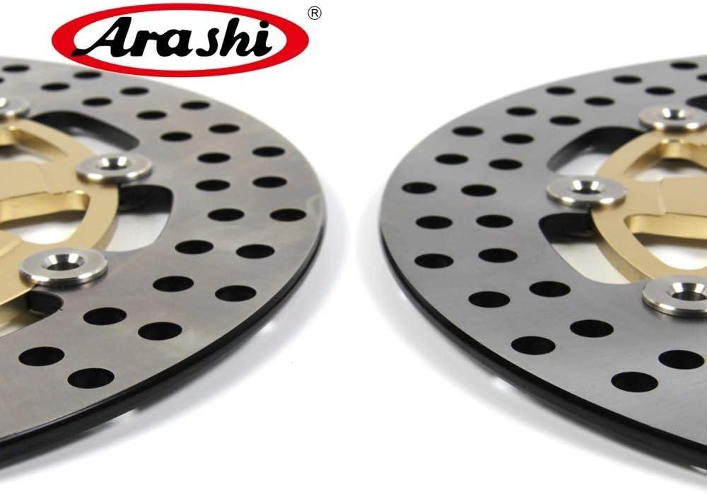 Arashi Rear Brake Disc Rotor For BMW F800GS ADVENTURE 09-15 F 800 GS ADVENTURE