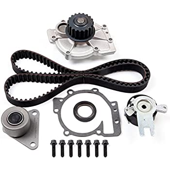 Engine Timing Belt Kit with Water Pump CRP TB331LK2 Car & Truck Parts Parts & Accessories
