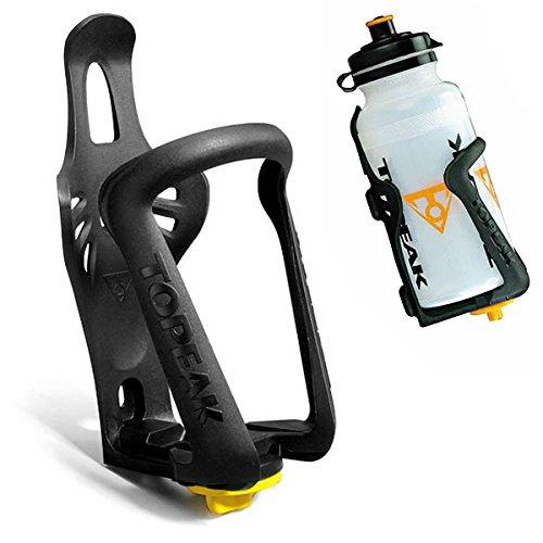 (WINOMO Adjustable Plastic Bicycle Water Bottle Cage Holder)