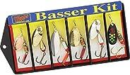 Vintage Mepps Basser Killer Kit Fishing Lure Set