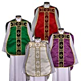 Roman Chasuble with Accessories