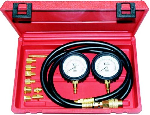 T & E Tools Automatic Transmission & Engine Oil Pressure Tester