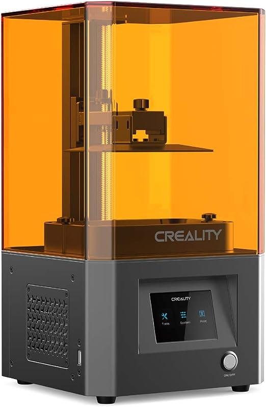 Impresora 3D LD-002R, LCD tecnología de moldeo, 2K Micron ...