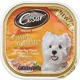 Mars Pet Care 798294 Cesar Sav Del Ham-Egg 24-3.5 Oz. Pack of 24 Review