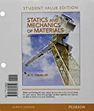 img - for Statics and Mechanics of Materials, Student Value Edition Plus Modified MasteringEngineering with Pearson eText -- Access Card Package (5th Edition) book / textbook / text book