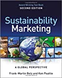 Sustainability Marketing, Frank-Martin Belz and Ken Peattie, 1119966191