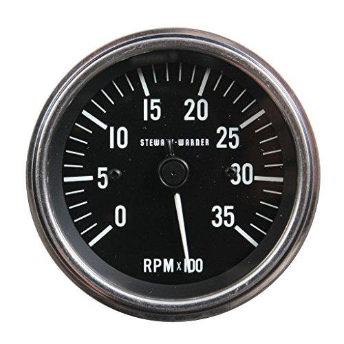 MAXIMA TECHNOLOGIES Stewart Warner Tachometer 0-3500 RPM