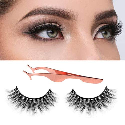 61ff75ff7dd ... 3D Mink Lashes Hand-made Dramatic Makeup Strip Lashes 100% Siberian Fur  Fake Eyelashes ...