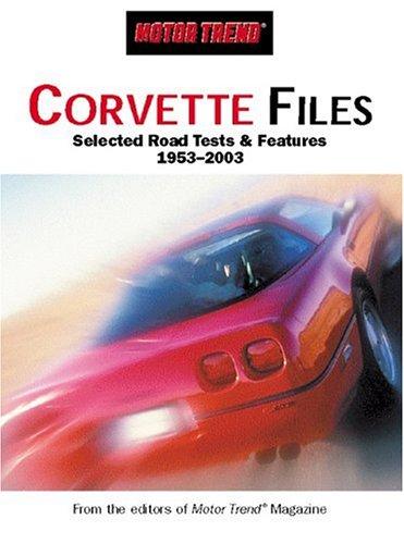 (Motor Trend: Corvette Files (Car)