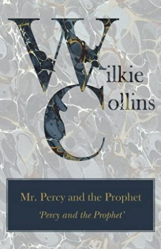 book cover of Mr Percy and the Prophet