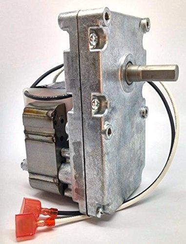 ENVIRO FIRE EF001 Premium Pellet Stove Auger Feed Motor Envirofire 1 RPM CW Auger Ef Stove