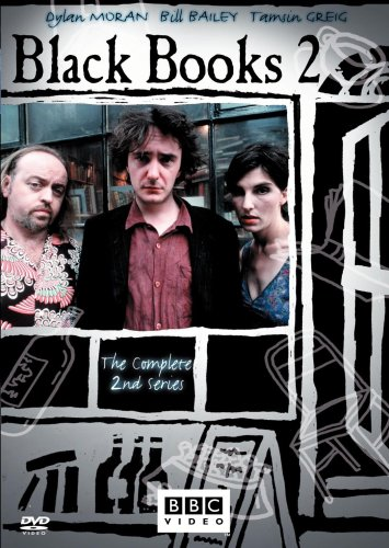 Black Books Season 2 - Black Books - The Complete Second Series