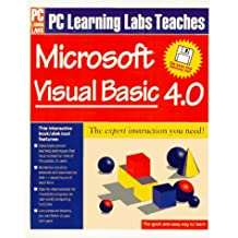 PC Learning Labs Teaches Microsoft Visual Basic 4.0
