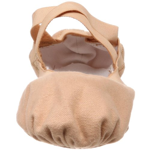 Bloch Women's Pro Elastic Ballet Slipper, Flesh