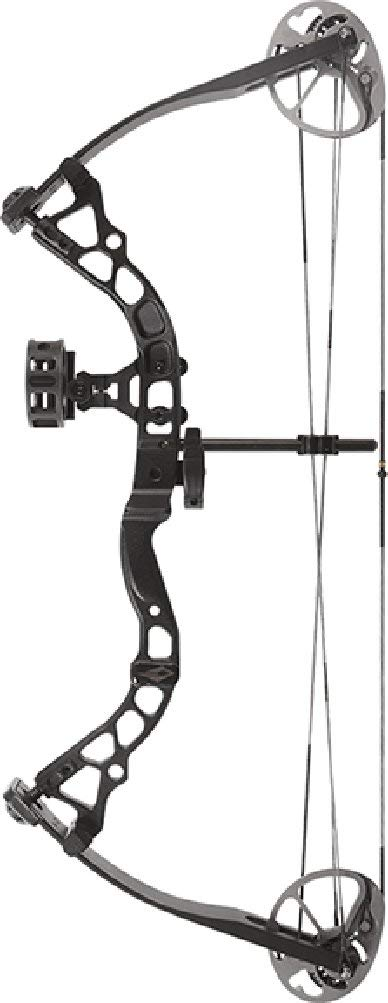 Diamond Archery Atomic Black Bow Package 29 Lbs Right Hand by Diamond