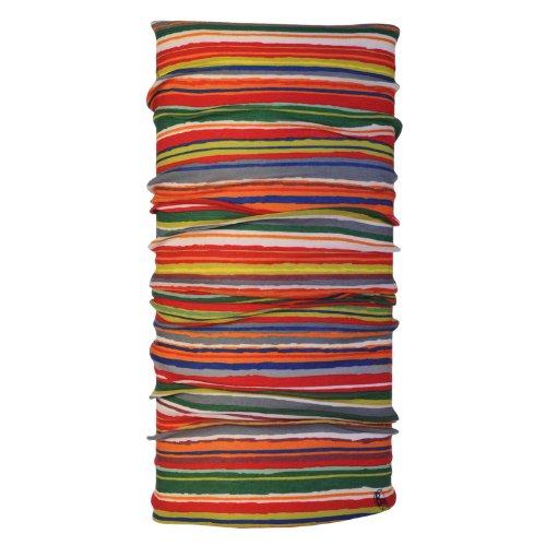 Buff Original Headband: Multi-Color Stripes, Outdoor Stuffs