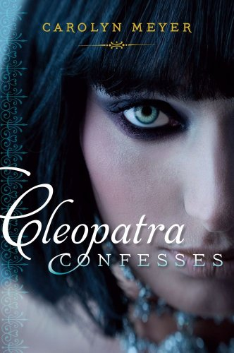 Book cover for Cleopatra Confesses