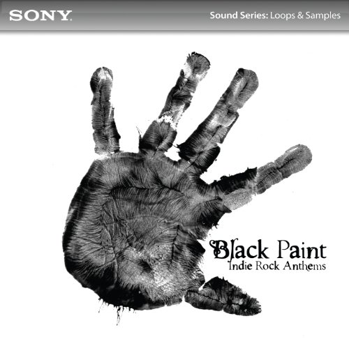 Black Paint: Indie Rock Anthems [Download] by Sony