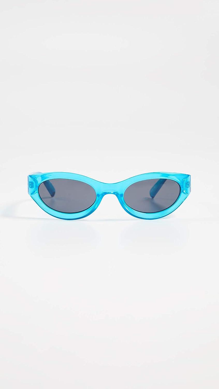 Amazon.com: Le Specs - Gafas de sol para mujer, Azul, talla ...