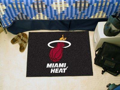 Fanmats NBA 19 x 30 in. Starter Mat by (Fanmats Nba Starter Mats)