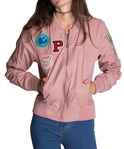 ragstock-womens-bomber-patch-jacket-mauve-s