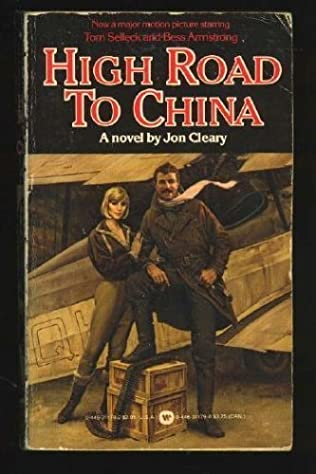 book cover of High Road to China