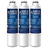 AQUACREST DA29-00020B NSF 53&42 Replacement Refrigerator Water Filter, Compatible with Samsung DA29-00020B, DA29-00020A, HAF-CIN/EXP, 46-9101 Water Filter (Pack of 3)