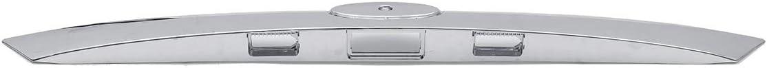 KJLTLD Maniglia della Striscia del portellone Posteriore del portellone Posteriore Cromato 1PC Adatta per MK2 2008~2011