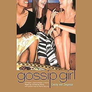 Gossip Girl Audiobook