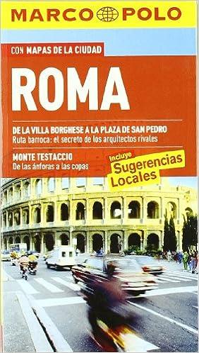 Guia Roma - con mapas de la ciudad Marco Polo - Guias: Amazon.es ...
