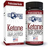 Keton Strips (USA Made, 150 Count): Accurate Ketosis Urine Test Strips For Keto Diet, Diabetics and Ketogenic Measurement. Lose Weight With Confidence. Keto Ebook Emailed. Lifetime Guarantee