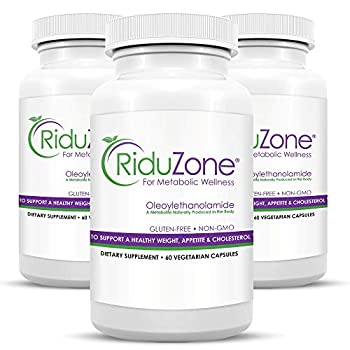 Image of RiduZone Supplement for Healthy Weight - 60 Capsules/Bottle. Set of 3 Bottles Health and Household
