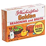 George Washington Broth, Gold, 1-Ounce Boxes (Pack of 24)
