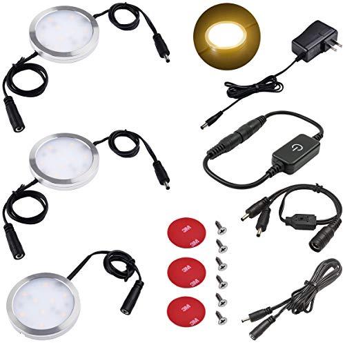 Led Under Cabinet Light Kit in US - 5