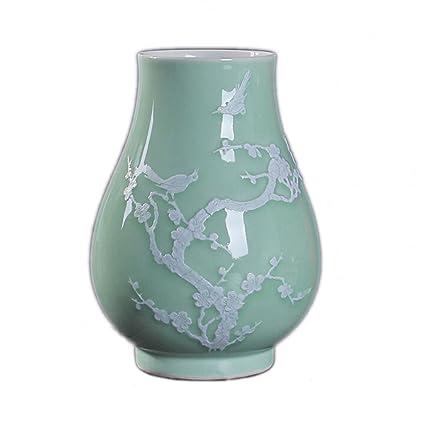 Amazon Peaceipus Vase Handmade Ceramic Vase Decoration Vase