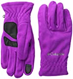 Columbia Women's Thermarator Glove, Bright Plum, Medium