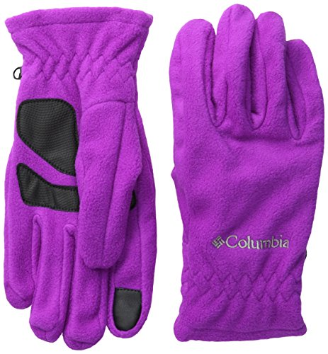 Columbia Sportswear Women's Thermarator Glove, Bright Plum, Large