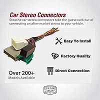 SCOSCHE HY03B 2000-06 Hyundai Sonata/Accent Speaker Connector on
