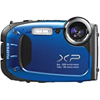 FUJIFILM 16318306 16.0 Megapixel FinePix(R) XP60 Digital Camera (Blue)