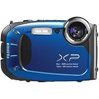 FUJIFILM 16318306 16.0 Megapixel FinePix(R) XP60 Digital Camera (Blue)