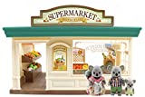 Calico Critters Supermarket and Koala Family Set