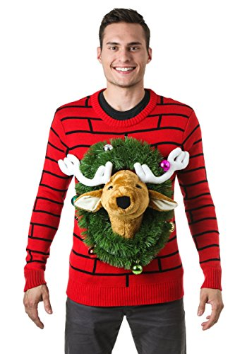 3D Christmas Sweater: Amazon.com
